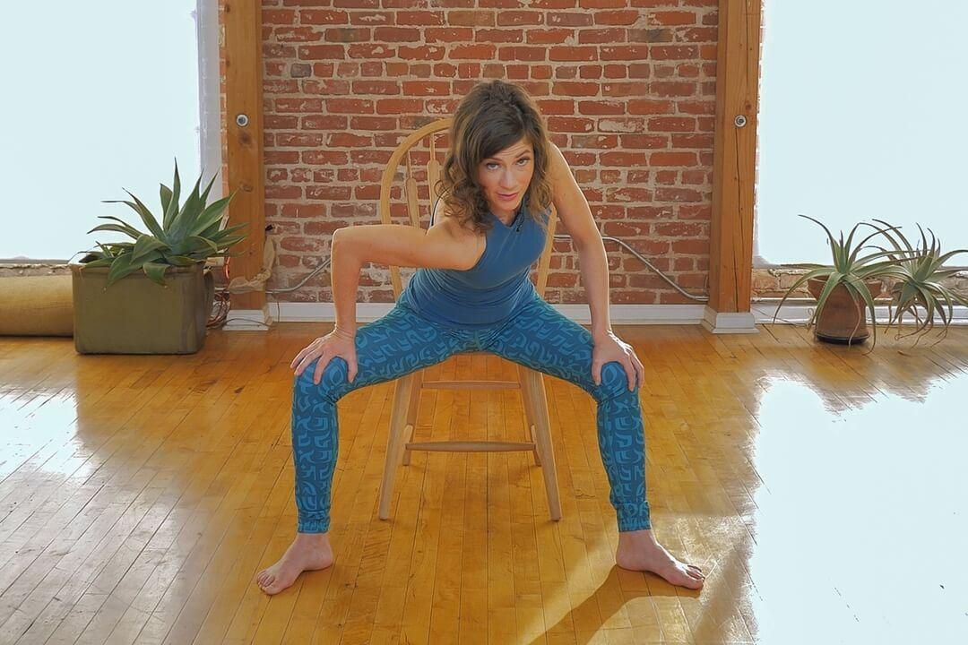 Six Chair Exercises to Counterbalance the Damage of Sitting
