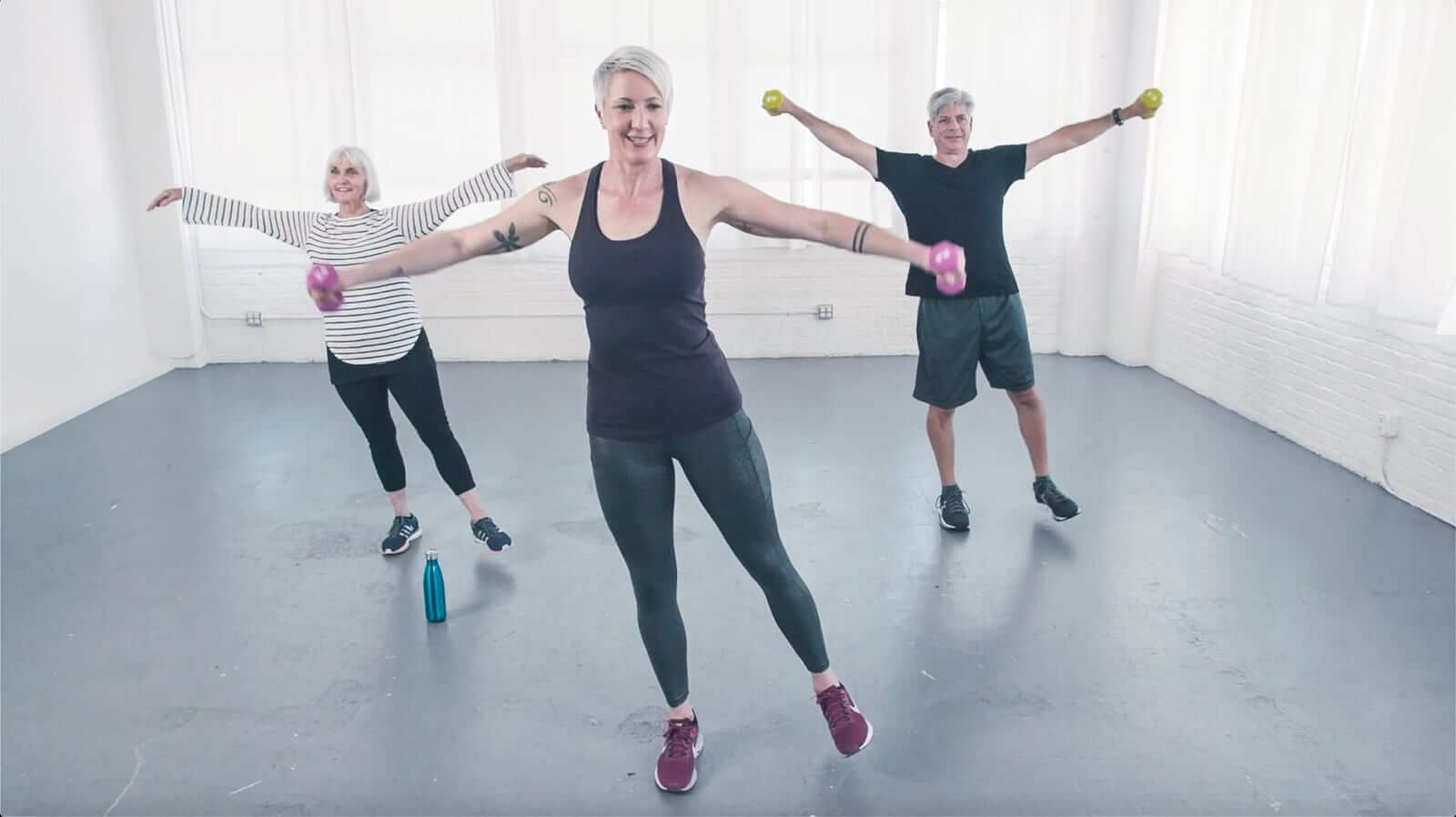 The Most Important Muscles to Maintain Stability and Prevent Falls
