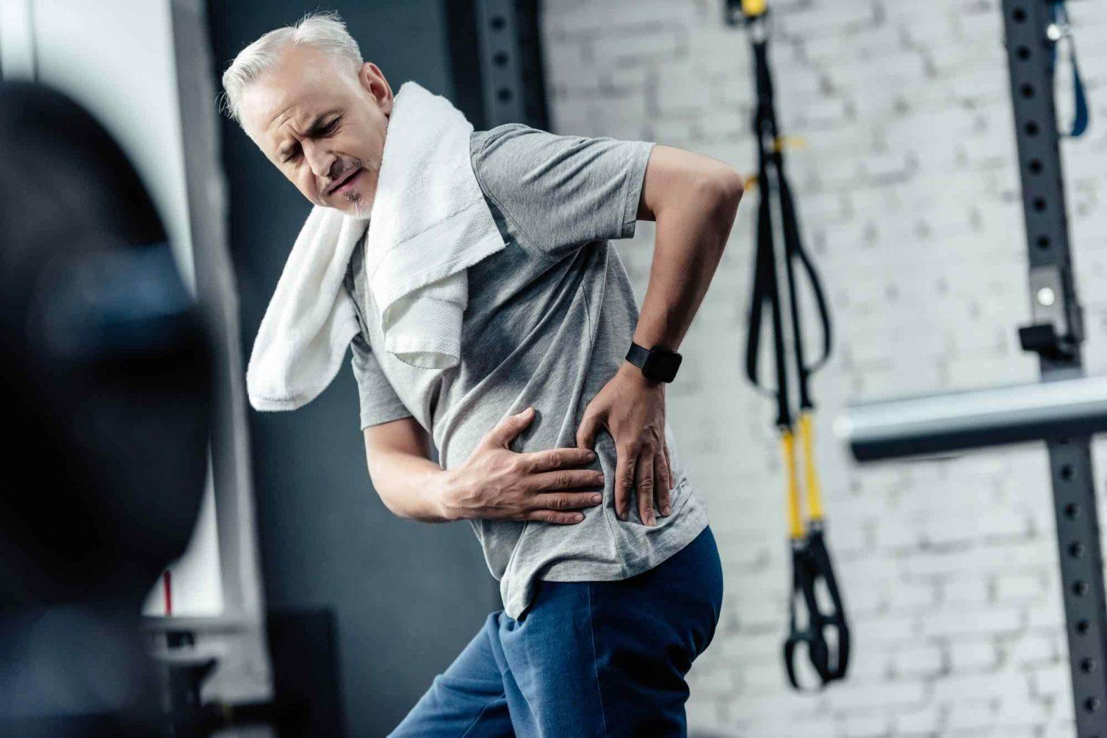 What Causes Middle Back Pain As We Age?