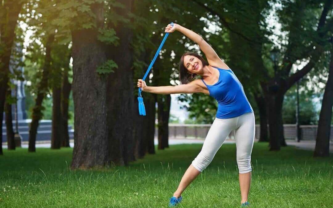 Fighting Osteoporosis: 5 Activities To Strengthen Your Bones